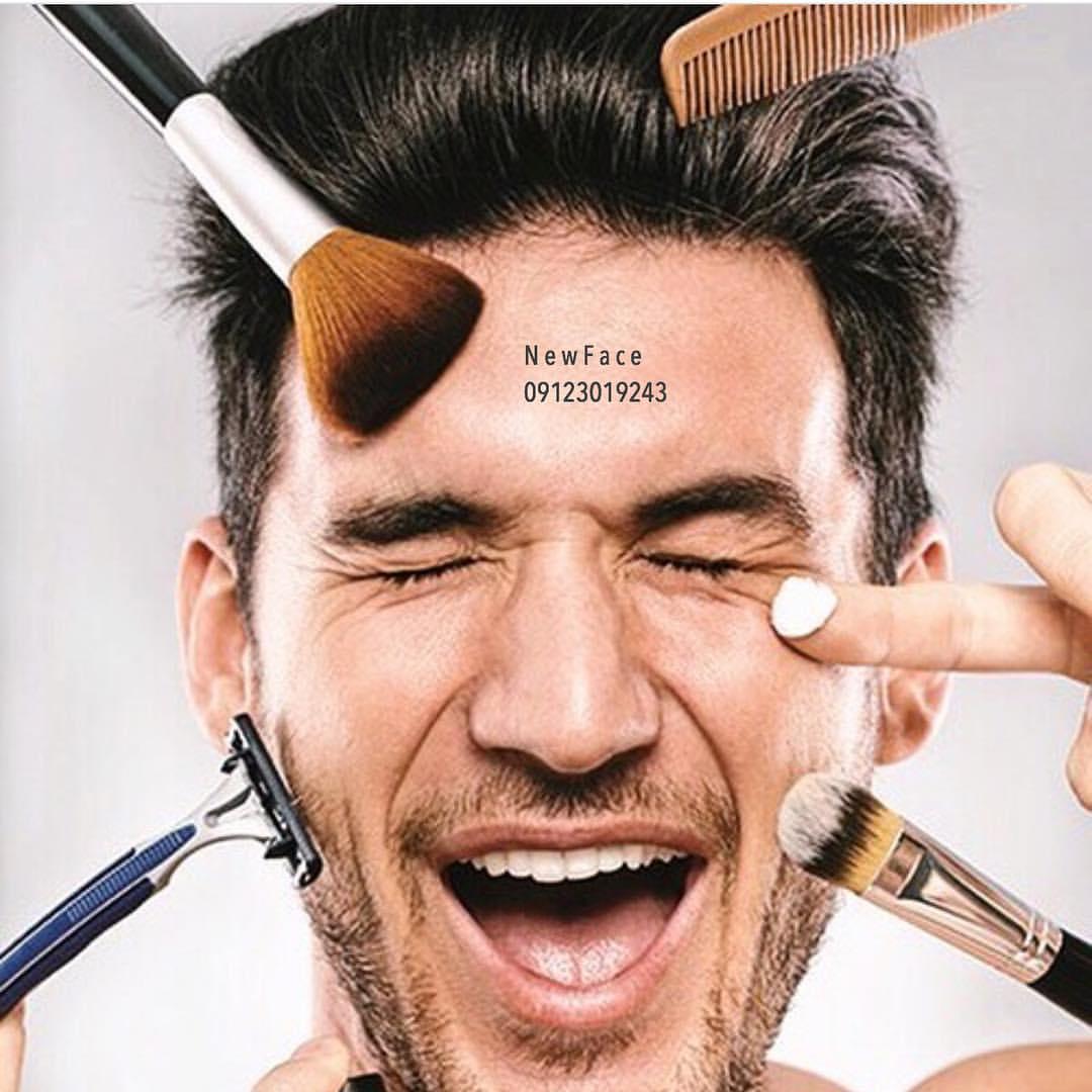 آرایشگاه مردانه برای خواستگاری